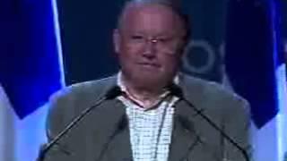 Démission de Bernard Landry (5 juin 2005)