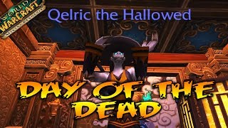 DAY OF THE DEAD 2013 The Macabre Marionette Pet is now PERMANENT! by QELRIC