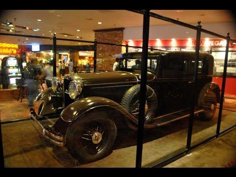 Al Capone's Bullet-Proof Gangster Car