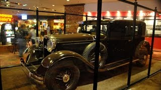 Al Capone's Bullet-Proof Gangster Car