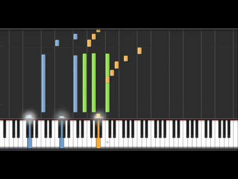 Doogie Howser, M.D. Theme - Synthesia (50% Speed)