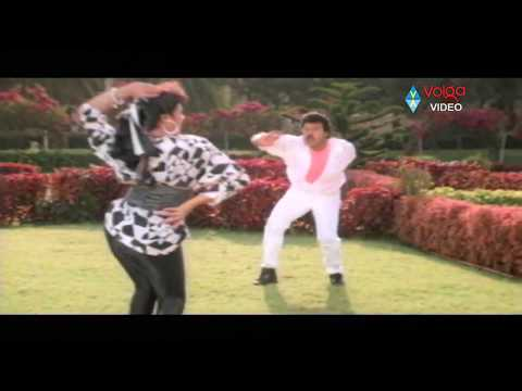 Gharana Mogudu Songs - Hey Pilla Hello Pilla - Chiranjeevi, Vani Viswanath - HD