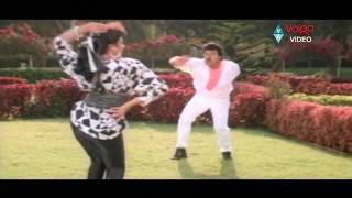 Gharana Mogudu Songs - Hey Pilla Hello Pilla - Chiranjeevi, Vani Viswanath - HD