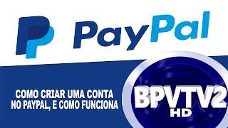 Como Criar uma conta no PayPal, e Como Funciona!(LEIA A DESCRIÇÃO* Novo vídeo no canal pessoal, aprenda como criar e usar uma conta no Paypal, confira e se inscreva no canal! Muito obrigado por assistir!, 2015-01-23T17:00:22.000Z)