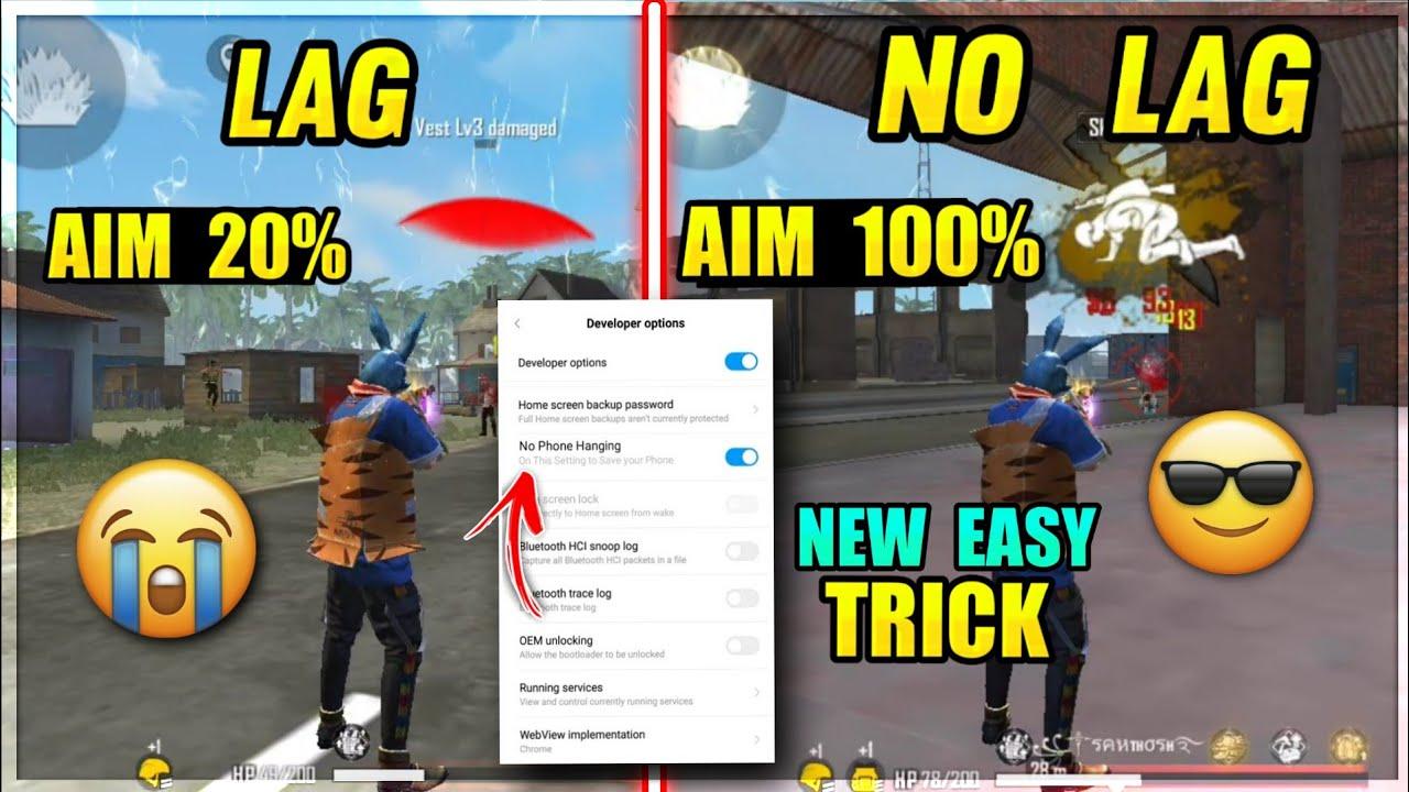 Download NO LAG NEW MOBILE SETTINGS || 100% AIM LOCK|| NEW EASY TRICK || Garena-freefire