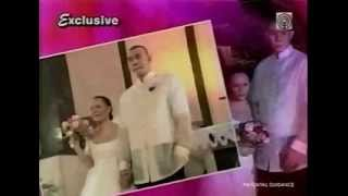 Matet de Leon Wedding Part 2 with Nora Aunor