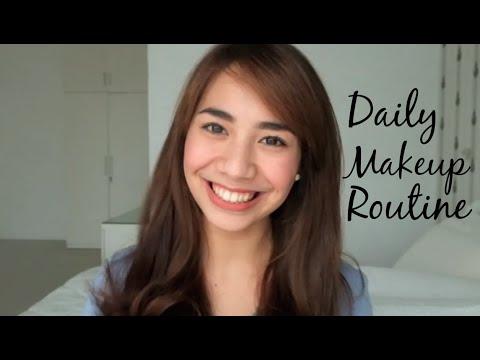 Daily Makeup Routine - Abel Cantika