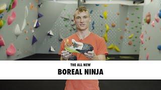 The New Boreal Ninja - a modern take on a classic shoe