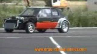 Peugeot 205 2JZ-GTE Dragster