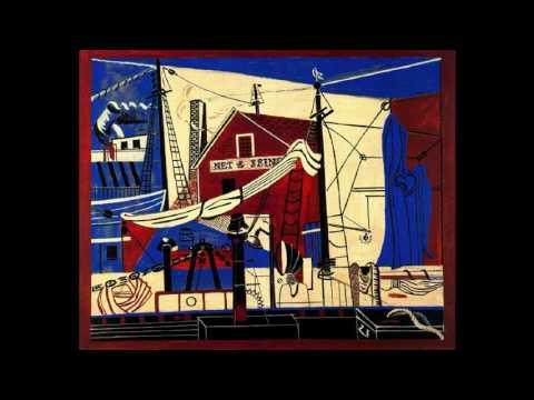 Stuart Davis 斯圖爾特·戴維斯 (1892-1964) Cubism Precisionism American