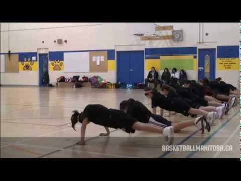 Dan Becker - Lindenwoods Community Centre Practice - Feb 2011