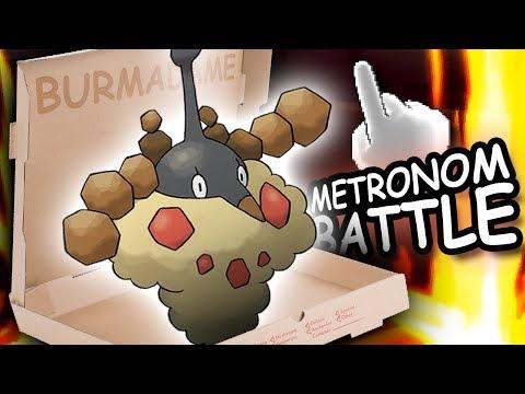 Heiß und fettig • Burmadame Metronom Battle