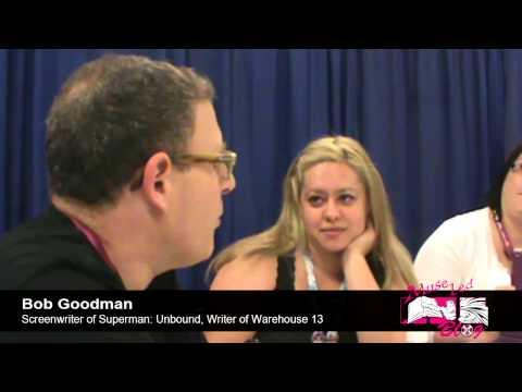 Screenwriter Bob Goodman talks Superman: Unbound at WonderCon