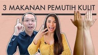 Download lagu MAKAN INI KULIT PUTIH PERMANEN DARI DALAM - Skin Whitening Food by dr Richard lee