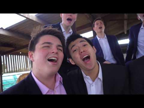 Monkton Combe School's brilliant moooosic video