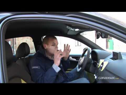 Essai vidéo : Audi A1 Sportback