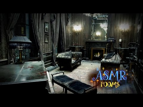 Harry Potter ASMR - No.12 Grimmauld Place - cinemagraphs Ambient sound - whisper, scratch, footsteps