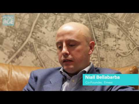 AI and Chatbots for Financial Wellbeing - Niall Bellabarba, Co-Founder and MD, Ernest