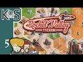 Rocket Valley Tycoon Ep 5: ROCKET ENGINE VROOOM! - First Look - Let's Play, Gameplay