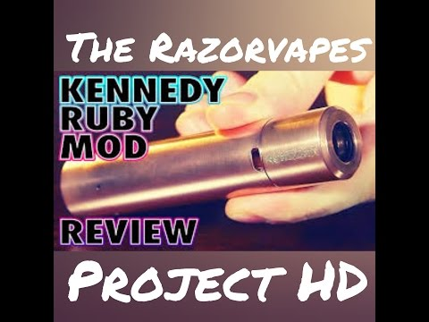 The Razorvapes project HD - vape mail - Quick look at the Ruby mod(Clone)