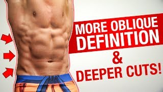 30 Day - 600 Reps Challenge! | BUILD MORE DEFINED OBLIQUES & SIX PACK ABS!!!
