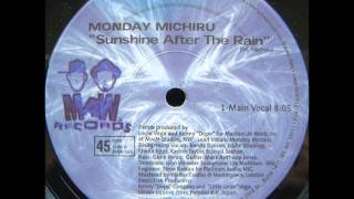 Monday Michiru-Sunshine After The Rain (Main Vocal)
