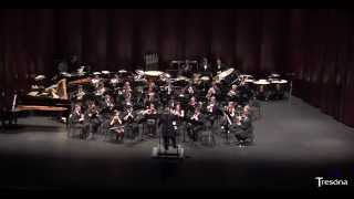 unc wind ensemble the thunderer by john philip sousa