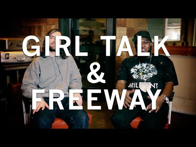 Girl Talk & Freeway - Exclusive Interview