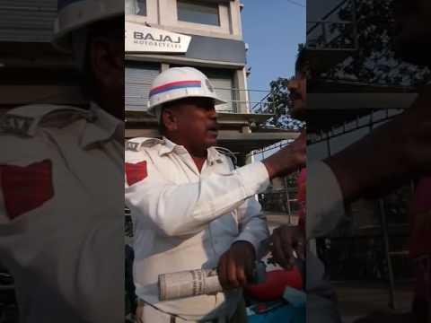 Police corruption veraval