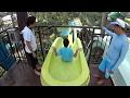 Strange Jumper Water Slide at Scenical World Khao Yai