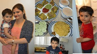 Vlog: Indian Mommy Vlogger Saturday Routine | Making Clean Healthy Food | Real Homemaking
