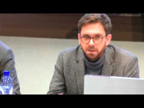 "Matteo Lepore speaks at the conference: ""The Charter of Fundamental Rights"" part 1"