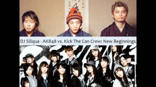 Brand new mashup featuring AKB48 - Beginner and Kick The Can Crew -...