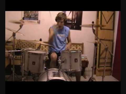 SR-71 - Lucky DRUM COVER