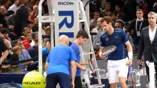 Funny Moments In Tennis  Funny Ball Boys Moments,Funny Fails