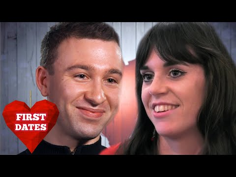 Will This Nervous Dater Speak The Language Of Love? | First Dates