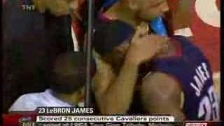 cavaliers vs pistons game 5 05/31/07