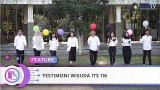 Testimoni Wisuda ITS 116