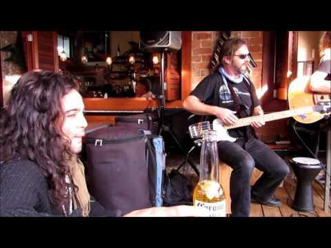 BLOCK MUSIC 2014 [Art & Music , at The Block Cafe, with Heathermeg Sampson.