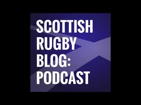 Scottish Rugby Blog Podcast: Series 3 Episode 1 - Doddie Tennis