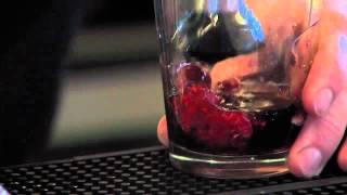 Boozeberries Mint Martini