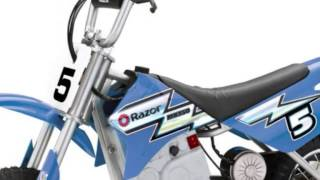 Razor MX350 Dirt Rocket Electric Motocross Bike Toy For Children