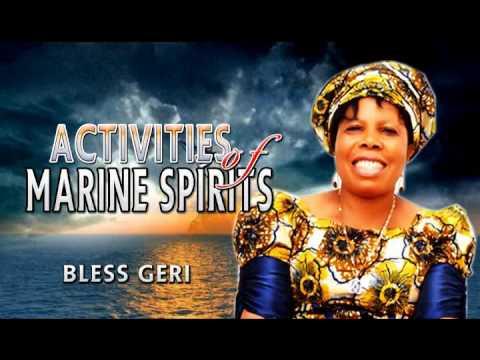 Bless Geri - Activities Of The Marine Spirit - Latest 2017 Exposure Of The Marine Spirit