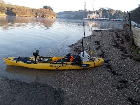 Kayak Fishing Set Up
