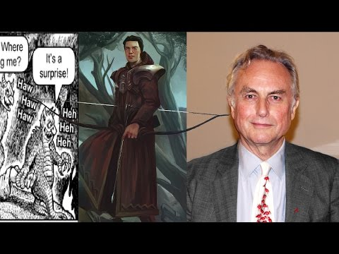 How Different are Richard Dawkins and Jack Chick, Really?