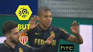 But kylian mbappe (44') / olympique lyonnais - as monaco (1-2) -  / 2016-17