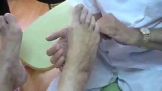 Terapia Manual Osteopática - Tratamiento de tejidos Blandos en Tobillos y Pies