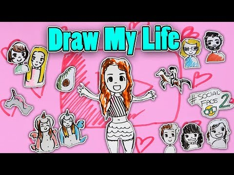 DRAW MY LIFE - Speciale 200k iscritti