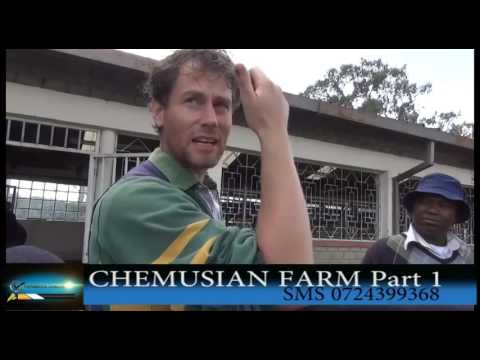 FARMERS CHECK: Chemusian farm