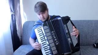 Defis & Marcin Miller - Zakochane Oczy - akordeon